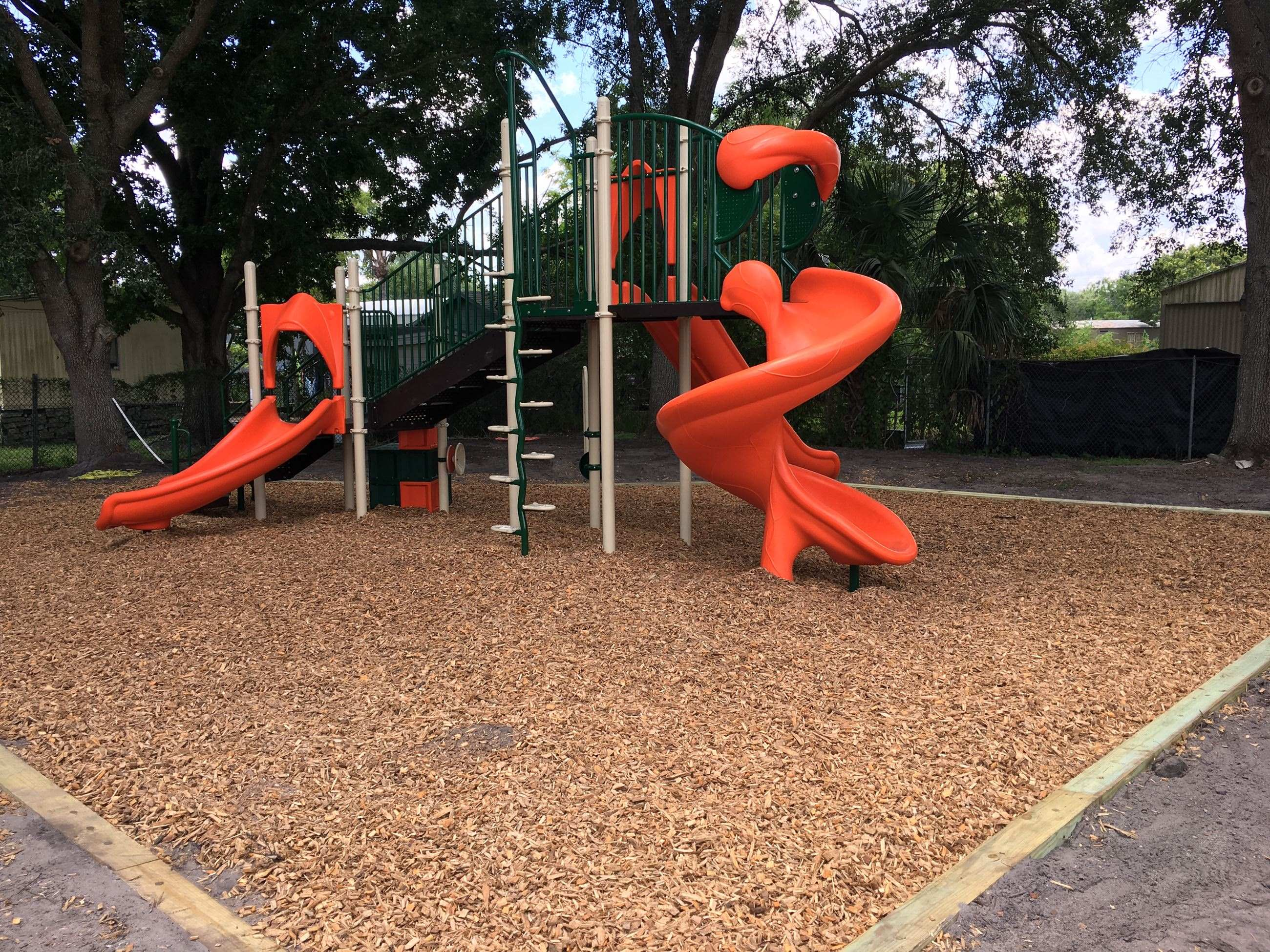 New Palm Dr Park Playground