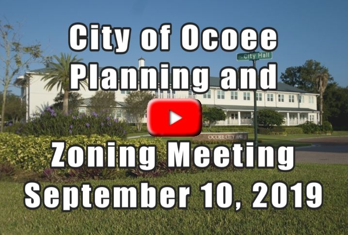 Planning & Zoning Meeting Recorded on 9_10_19