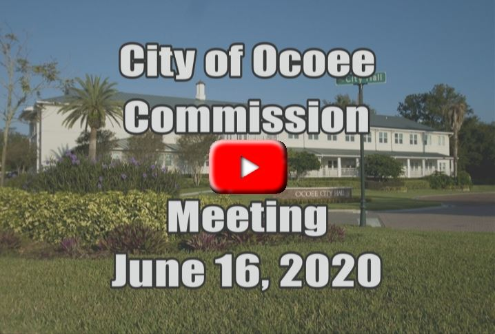 City Commission Meeting Recorded on 6_16_2020