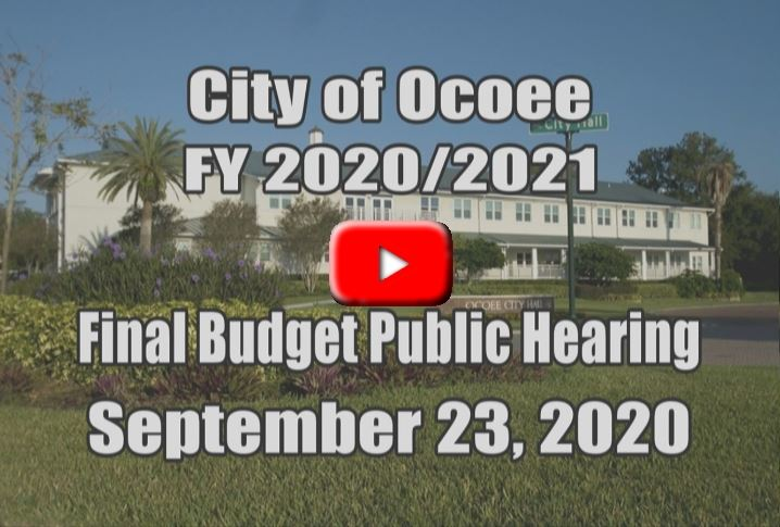 Final Budget Public Hearing FY 20/21