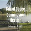 Commission Meeting 2.7.17