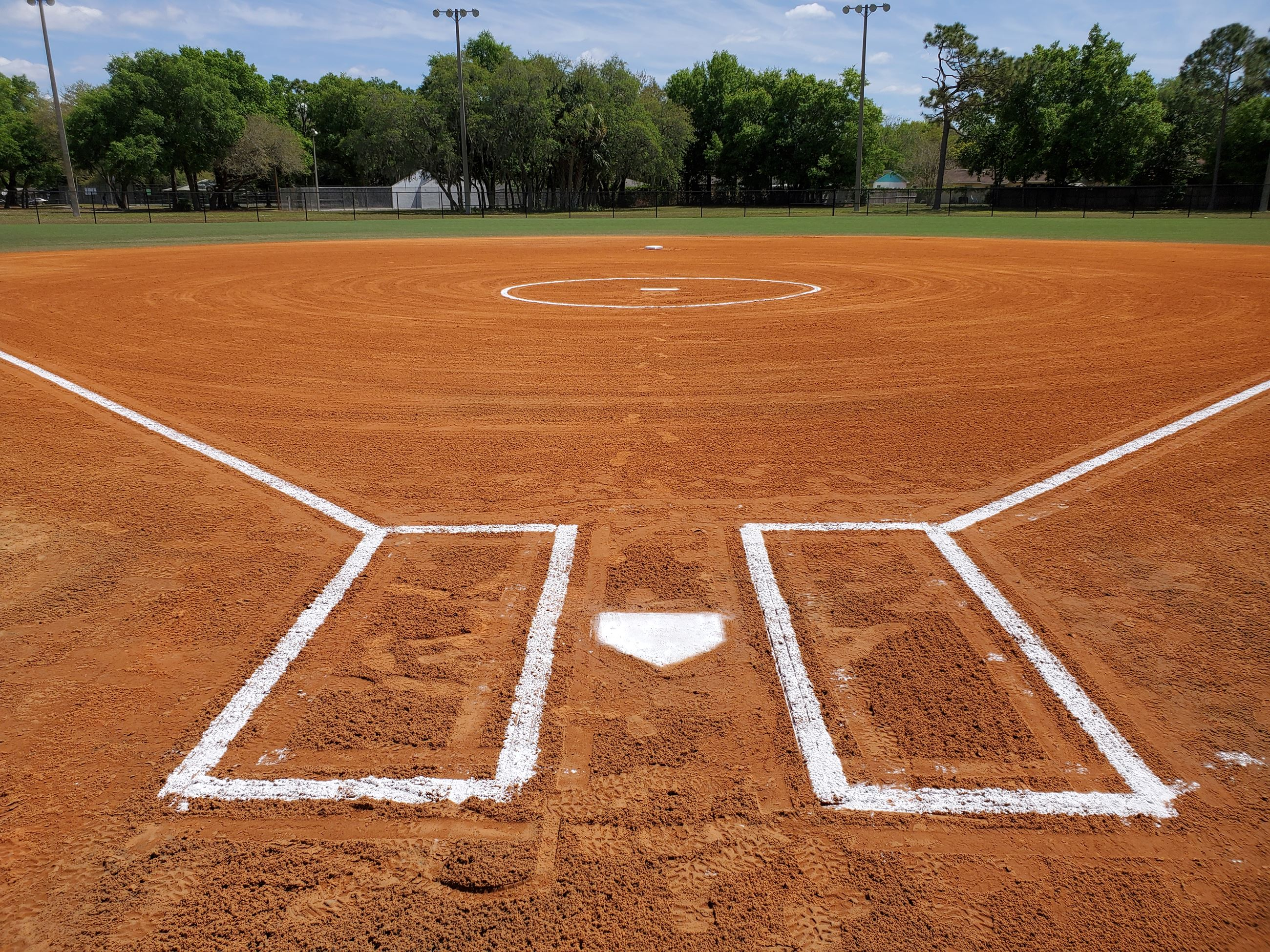 Softball Field 1