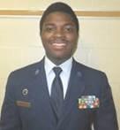 Cadet Captain Damarius Maxwell