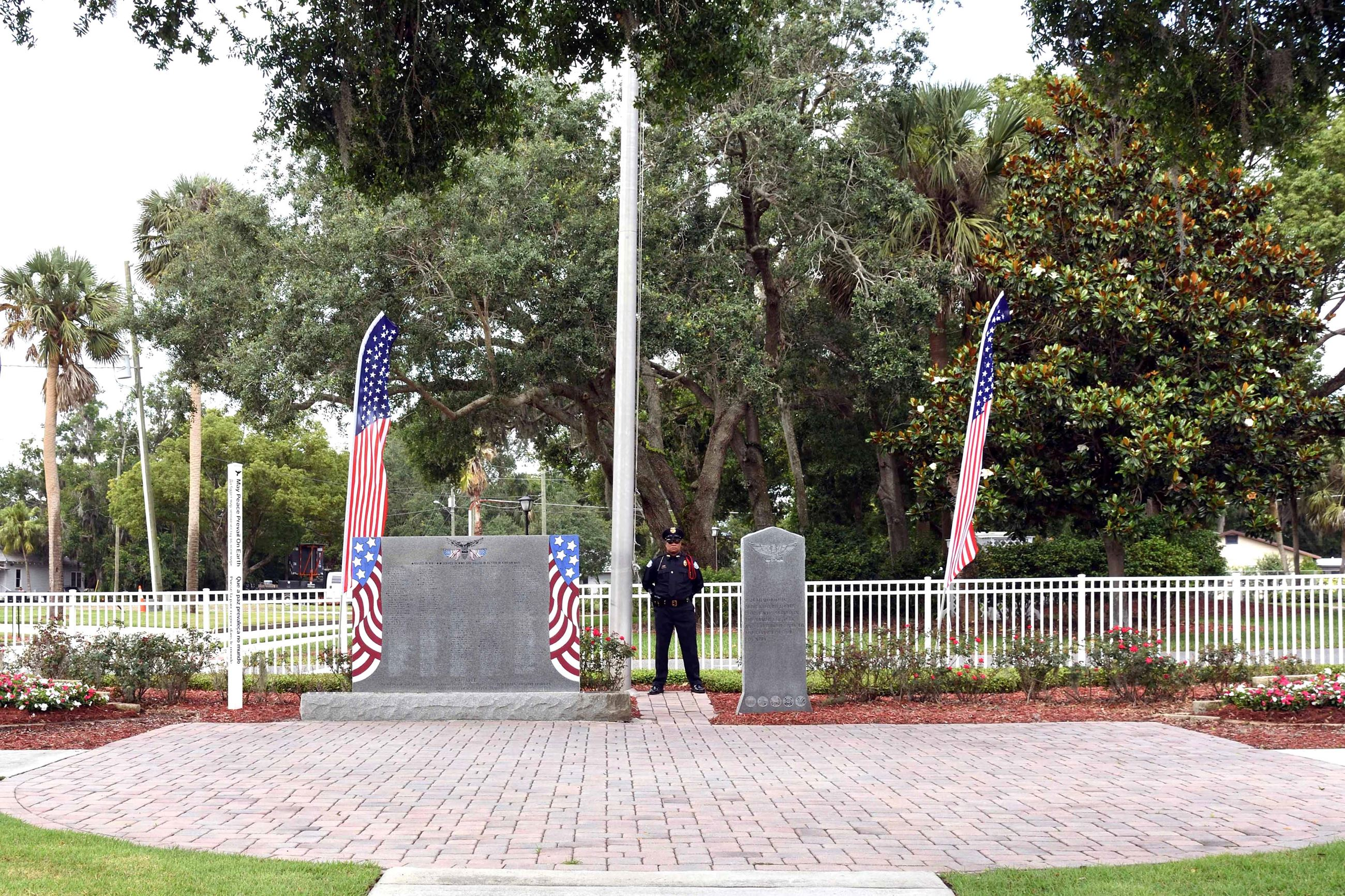 Ocoee Memorial Day Ceremony 5-25-18