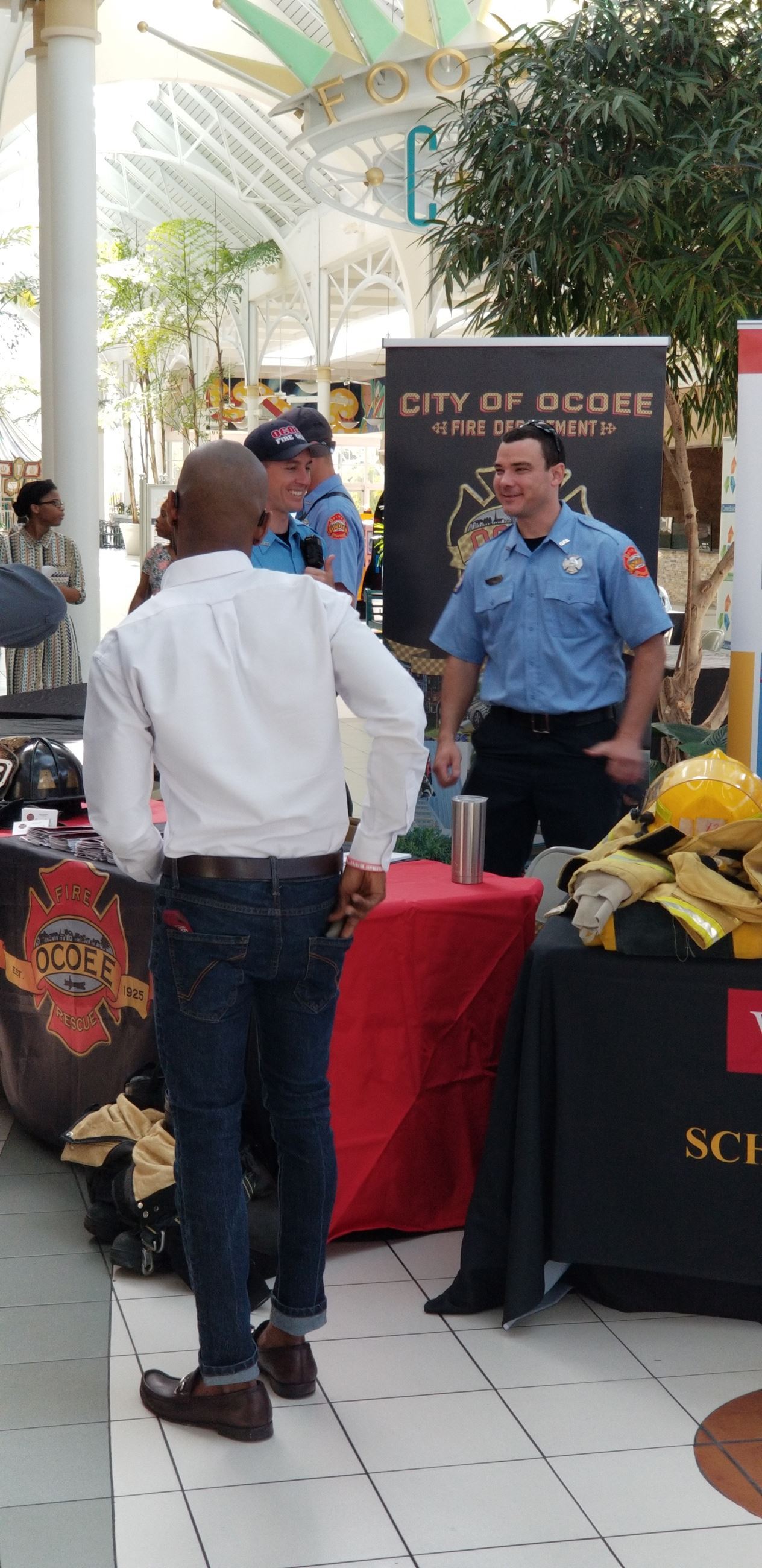 Ocoee Job Fair - June 9 2018. 7