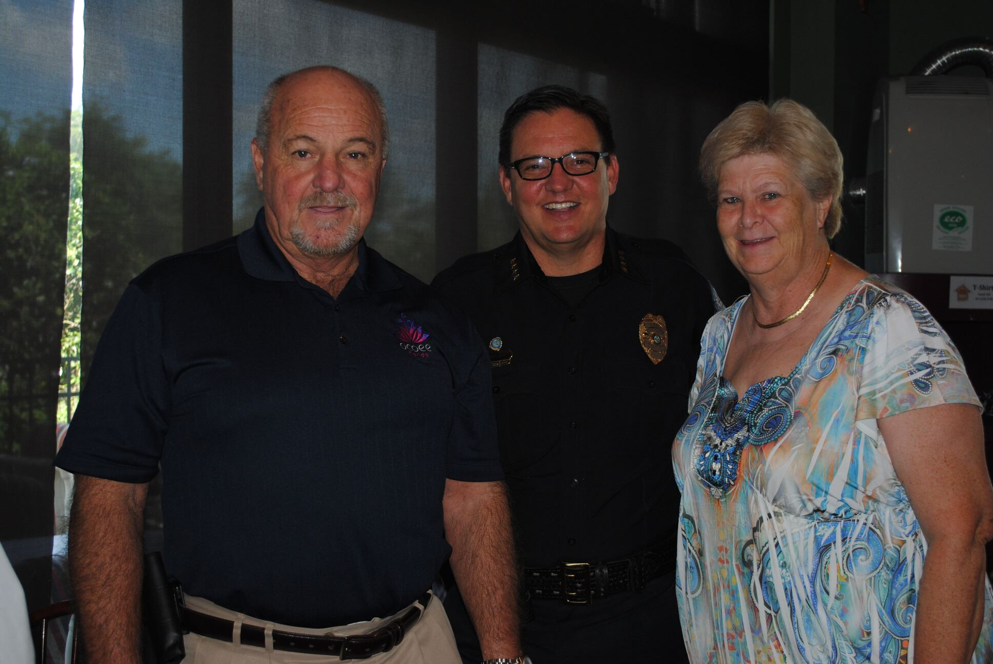 Coffee with a Cop 6-17-15 (9)