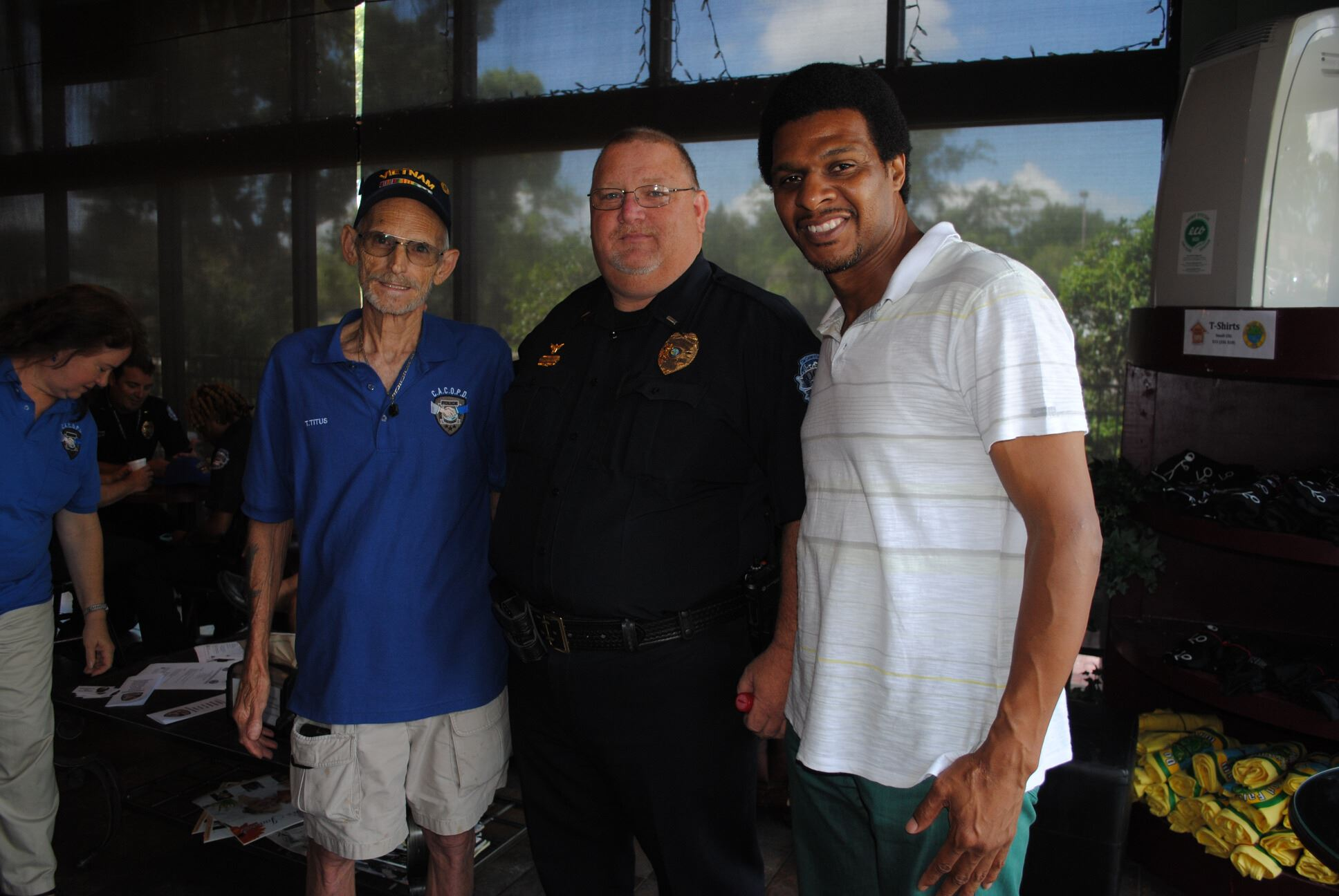 Coffee with a Cop 6-17-15 (15)