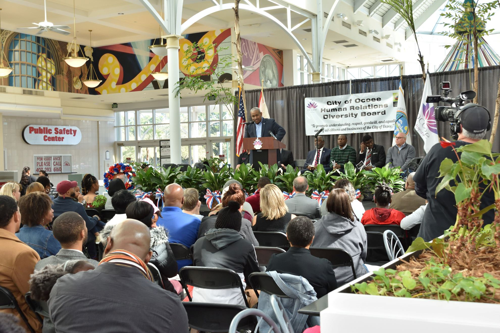 MLK Celebration - WO Mall 2019 (72)