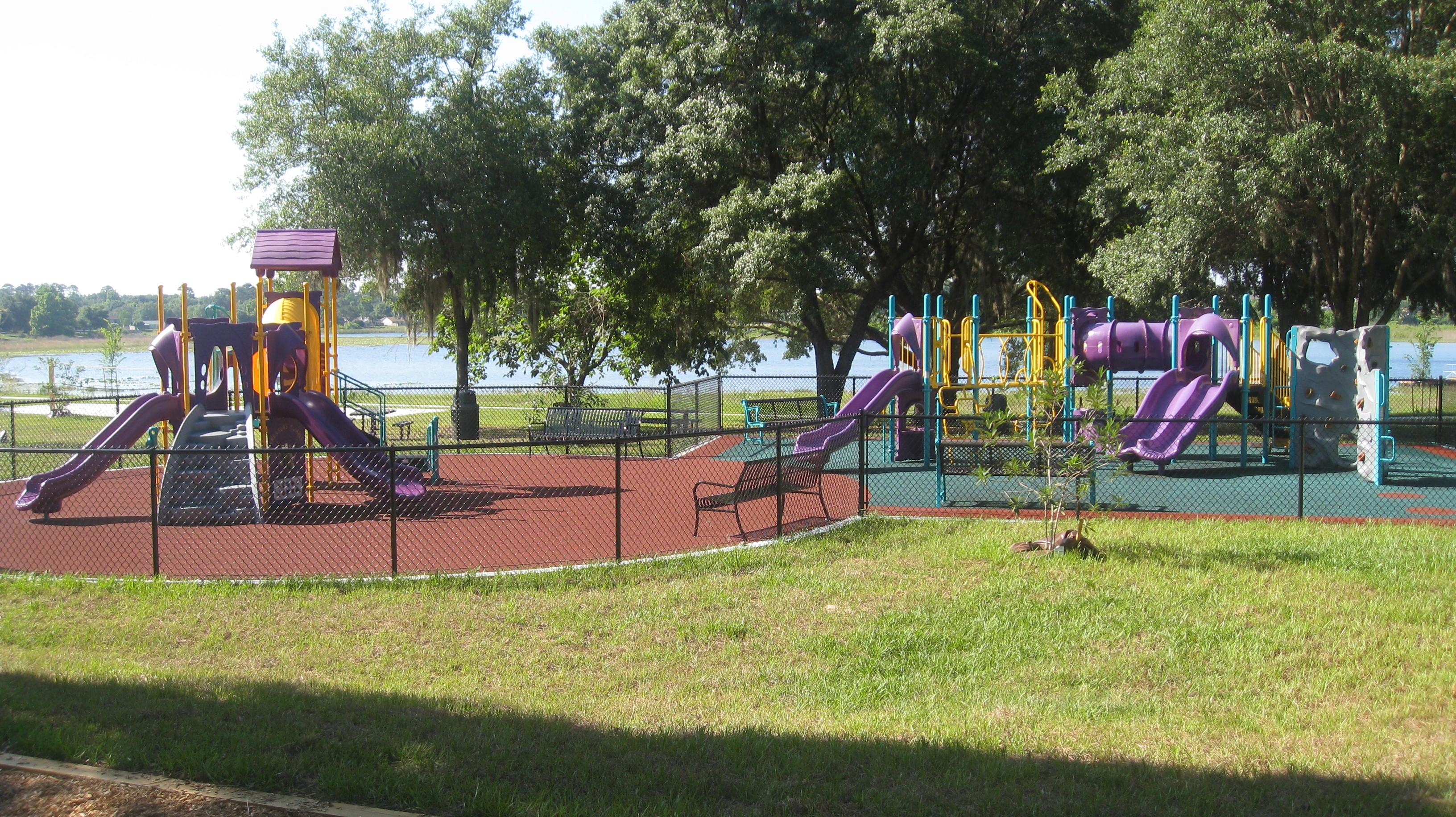 Pavilion Lake Playground  Park