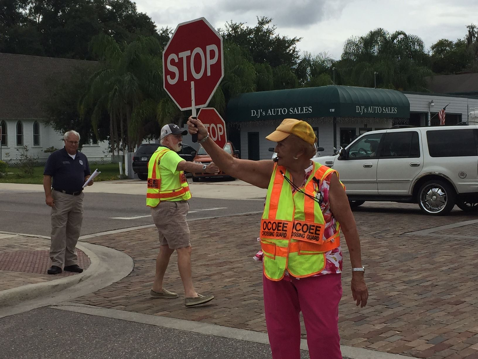 Ocoee Crossing Guard Training