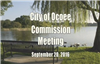 City Commission Meeting 9 20 2016